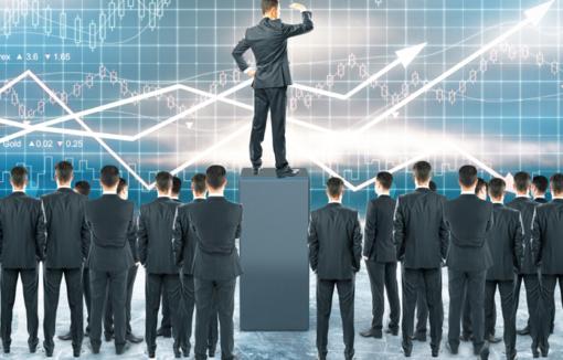 digitale Technologien führen zu einem Wandel der Finanzbranche