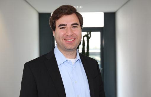 Emanuel Issagholian, Leiter der Gothaer Digital GmbH