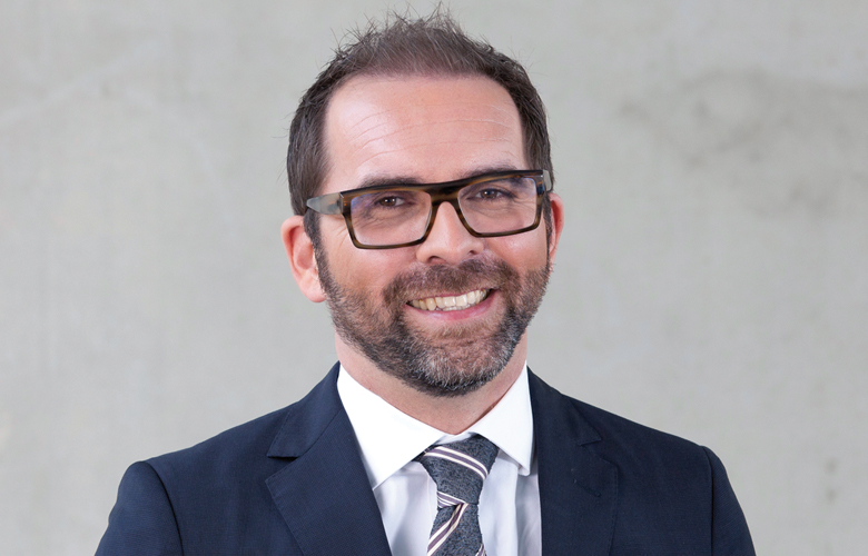 Ingo Küpper, Geschäftsführer der crossbuilders GmbH