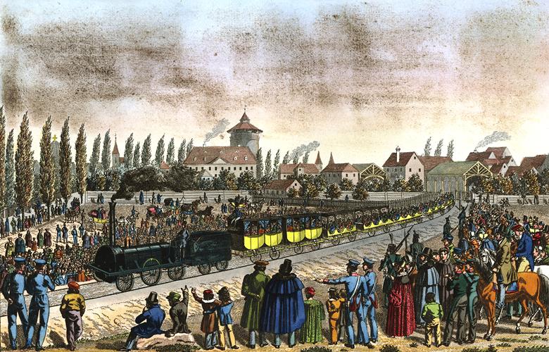 Fürth Nach Nürnberg