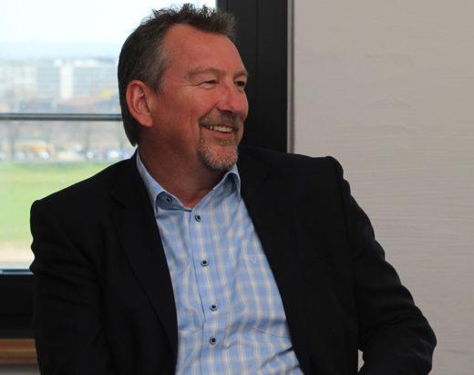 Michael Moschner, Geschäftsführer der SWK Bank