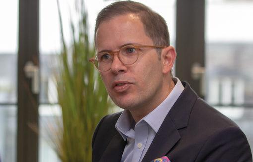 René Königshausen, Vorstandsvorsitzender der PSD Bank Köln eG