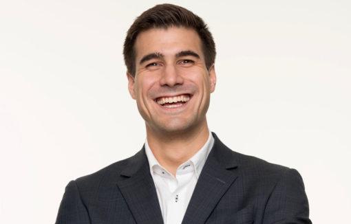 Gian Reto à Porta ist CEO des Schweizer Fintechs Contovista AG