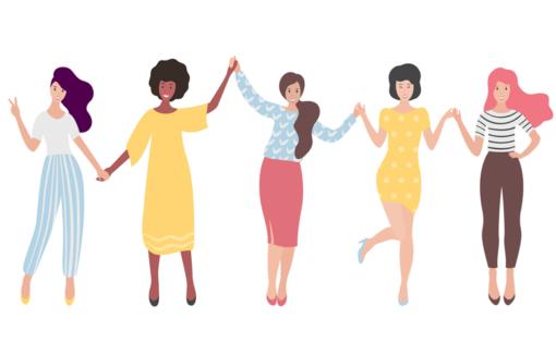 In Frauennetzwerken können sich Frauen über Erfahrungen und Jobs austauschen. Qualität geht dabei vor Quantität.