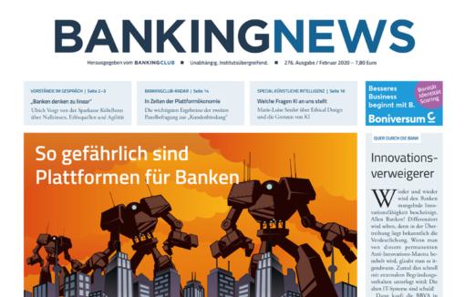 Titelbild BANKINGNEWS Nummer 276