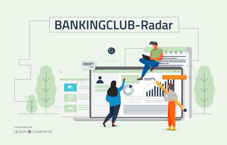 Bankingclub-Radar zur Kundenbindung in Zeiten der Plattformökonomie