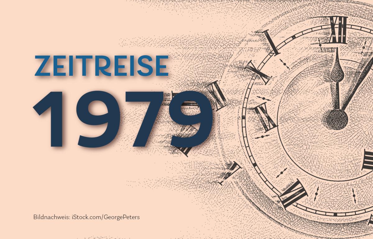 Grafik zum Daily Zeitreise. 1979 tritt das Europäische Währungssystem in Kraft.