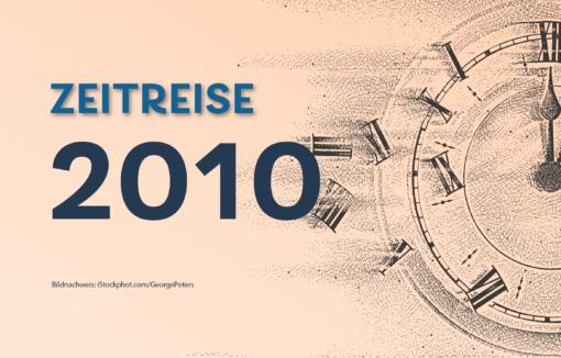 Zeitreise ins Jahr 2010: Neues Kräfteverhältnis in der Weltbank
