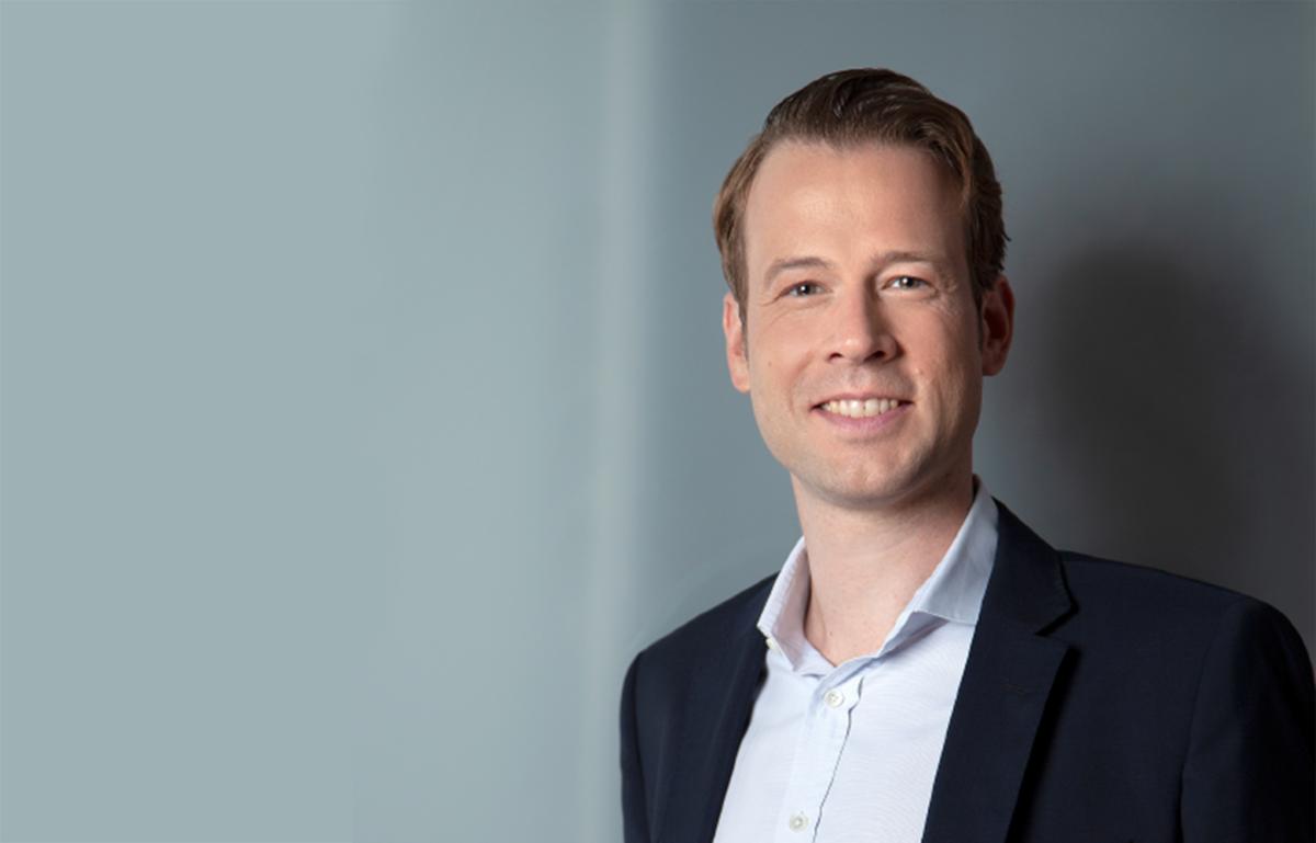 Dr. Michael Luhnen, Managing Dircetor bei PayPal in Deutschland, Österreich und der Schweiz im Interview