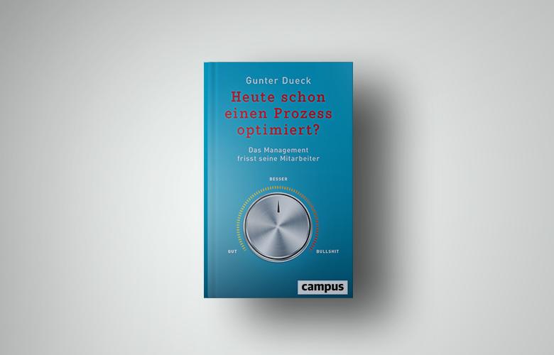 """Rezension zum Buch """"Heute schon einen Prozess optimiert?"""""""