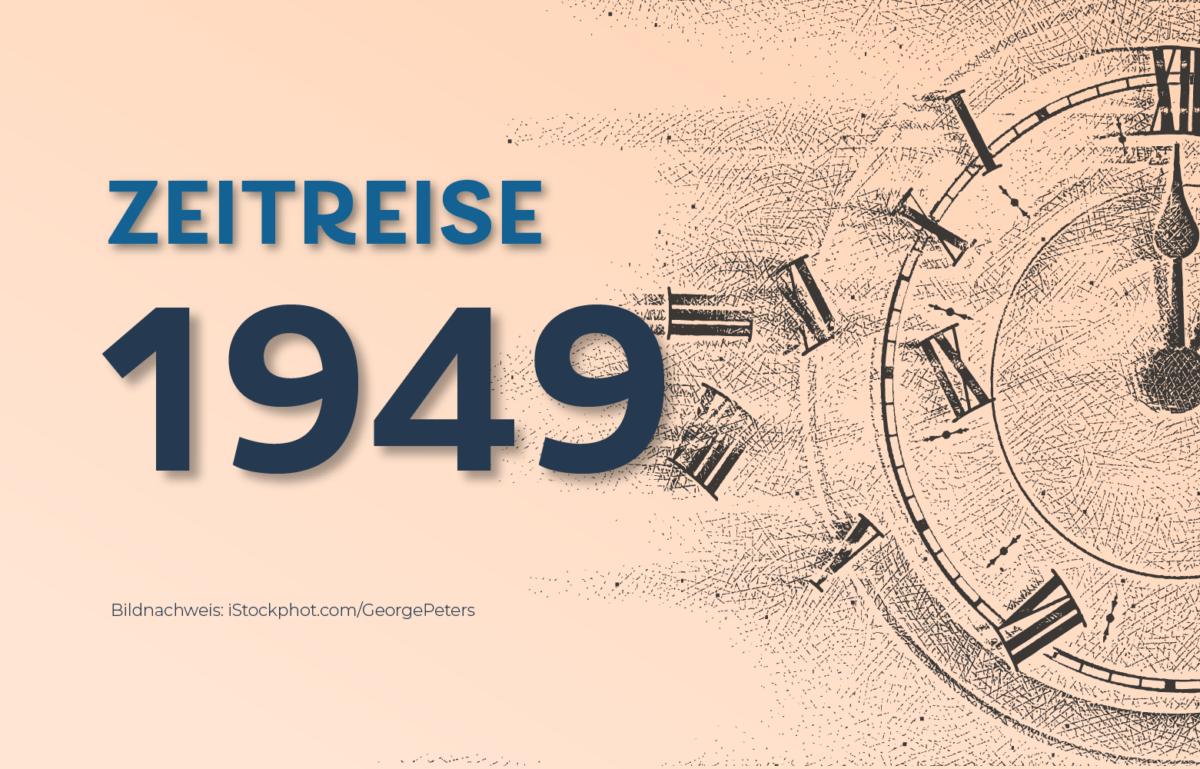 1949: Gründung der Landwirtschaftlcihen Rentenbank in Frankfurt am Main, Daily #Zeitreise