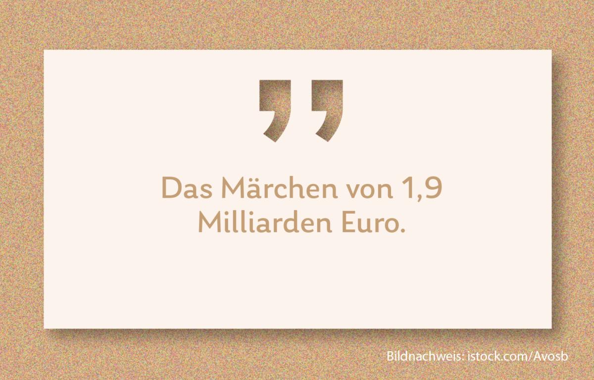 Die Causa Wirecard und das Märchen von den 1,9 Milliarden Euro. Viel ist schon dazu gesagt worden.
