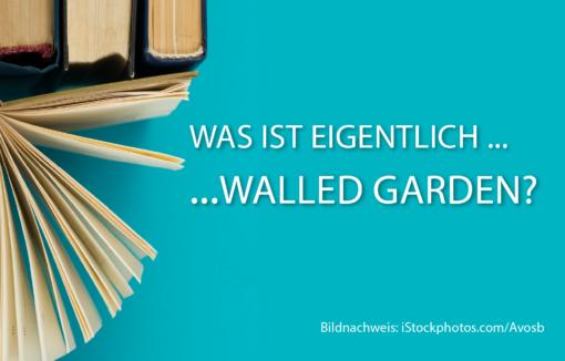 """Banken, Fintechs und die ewige Frage nach der Digitalisierung. Der Begriff """"Walled Garden"""" fällt in diesem Zusammenhang oft. Doch, was ist hierbei mit """"umzäunten Gärten"""" gemeint?"""