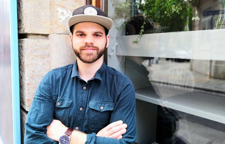 Mathias Born, Gründer & Circle Lead Entrepreneurship payactive (gegründet April 2020)
