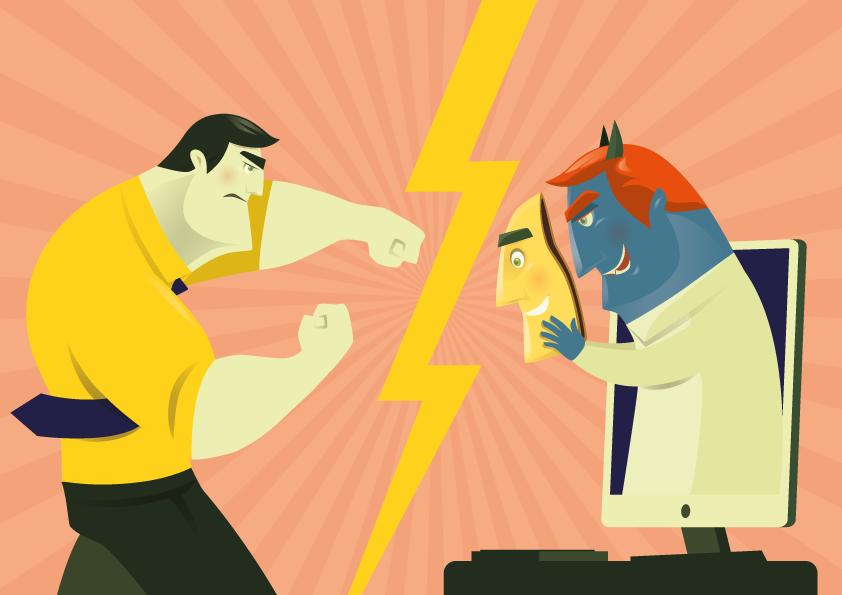Banken werden immer seltener analog angegriffen. Cyber-Betrug nimmt dagegen zu. Wer gewinnt den Kampf?
