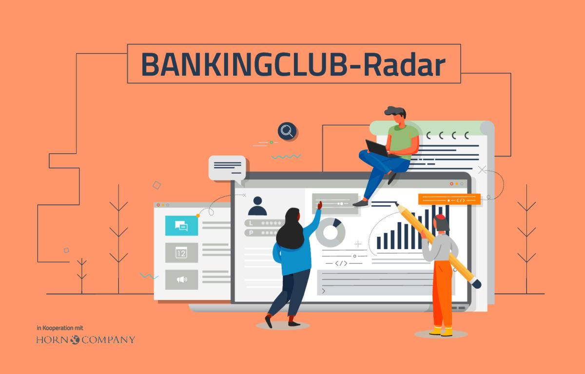 Wieder einmal haben wir Mitarbeiter in der Finanzindustrie nach der Stimmung in der Branche gefragt, was die Befragten geantwortet haben, lesen Sie im BANKINGCLUB-Radar