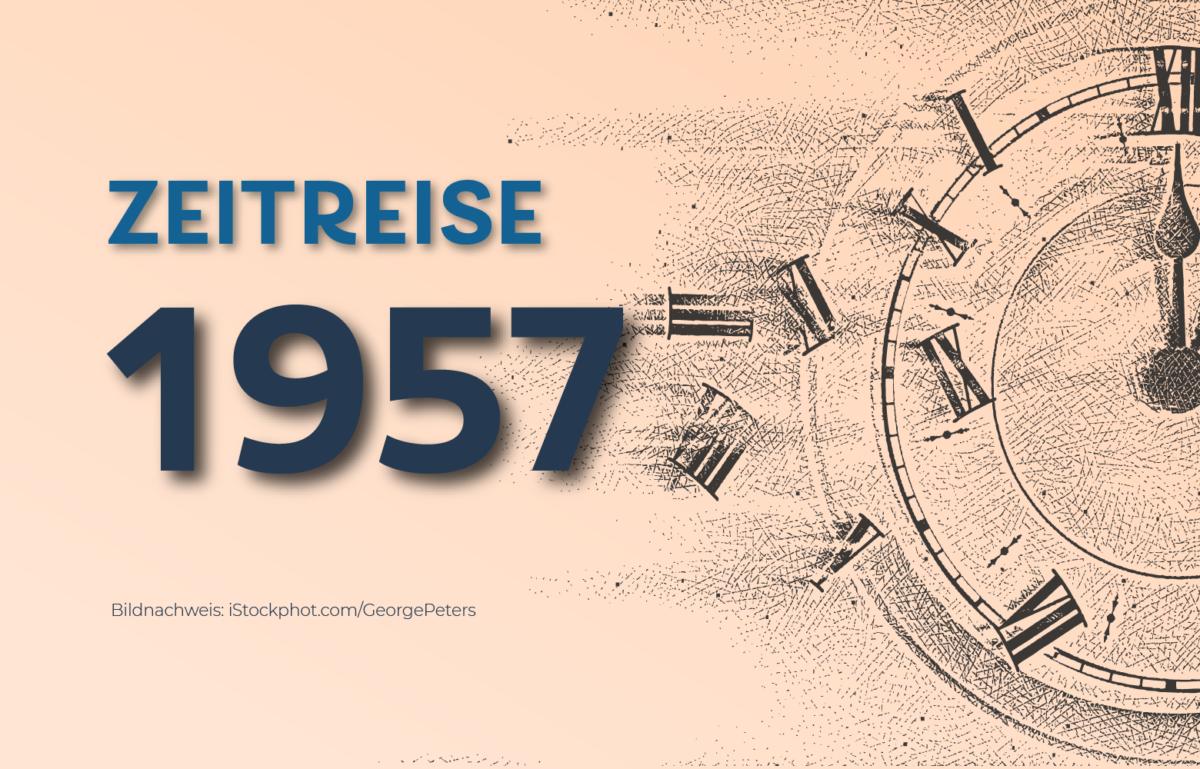 Daily Zeitreise 1957 Gründung der Deutschen Bundesbank
