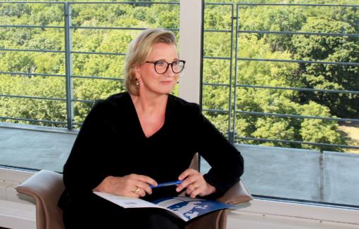 Iris Bethge-Krauß, Hauptgeschäftsführerin des Bundesverbands Öffentlicher Banken Deutschlands, VÖB, über Frauen und Karriere.