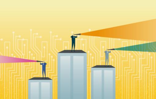 Banker steht besser da als Konkurrenz, kommt die Superposition für Banken oder sind Quantencomputer noch Zukunftsmusik