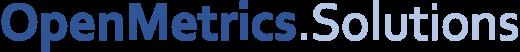 Logo OpenMetrics.Solutions