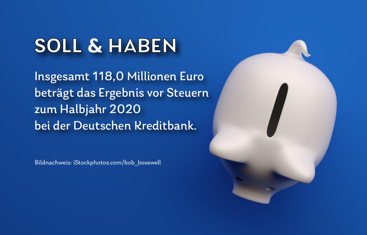 Die DKB zieht Bilanz zum ersten Halbjahr 2020. Wie sehen die Zahlen aus?