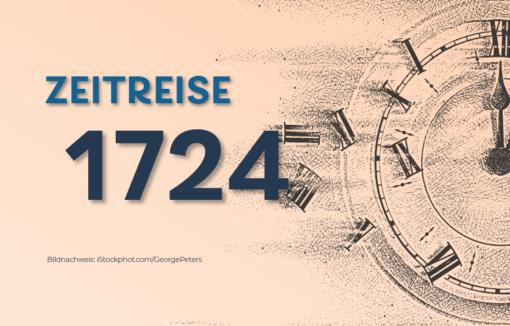 1724: Paris bekommt eine Börse