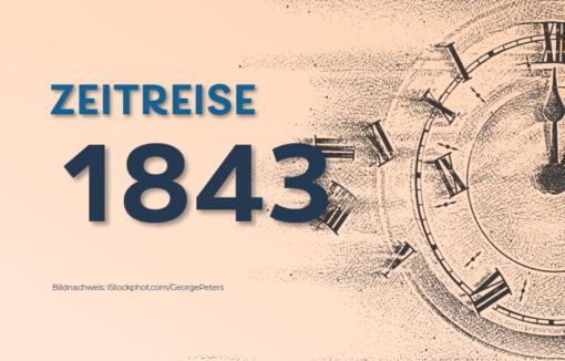 1843: Heinrich Konrad Gaedeke