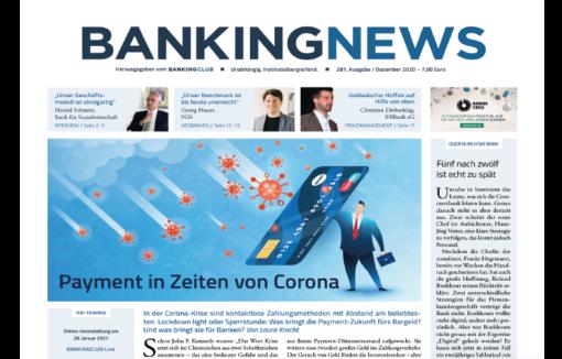 Bankingnews Inhaltsverzeichnis Ausgabe 281