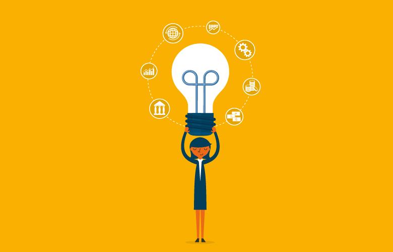 gute Ideen in der Organisation, Intrapreneurship, Start-up