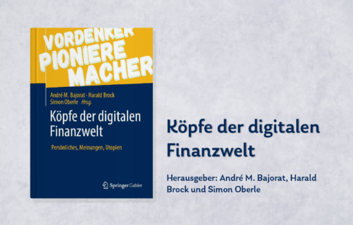 köpfe der digitalen Finanzwelt Rezension