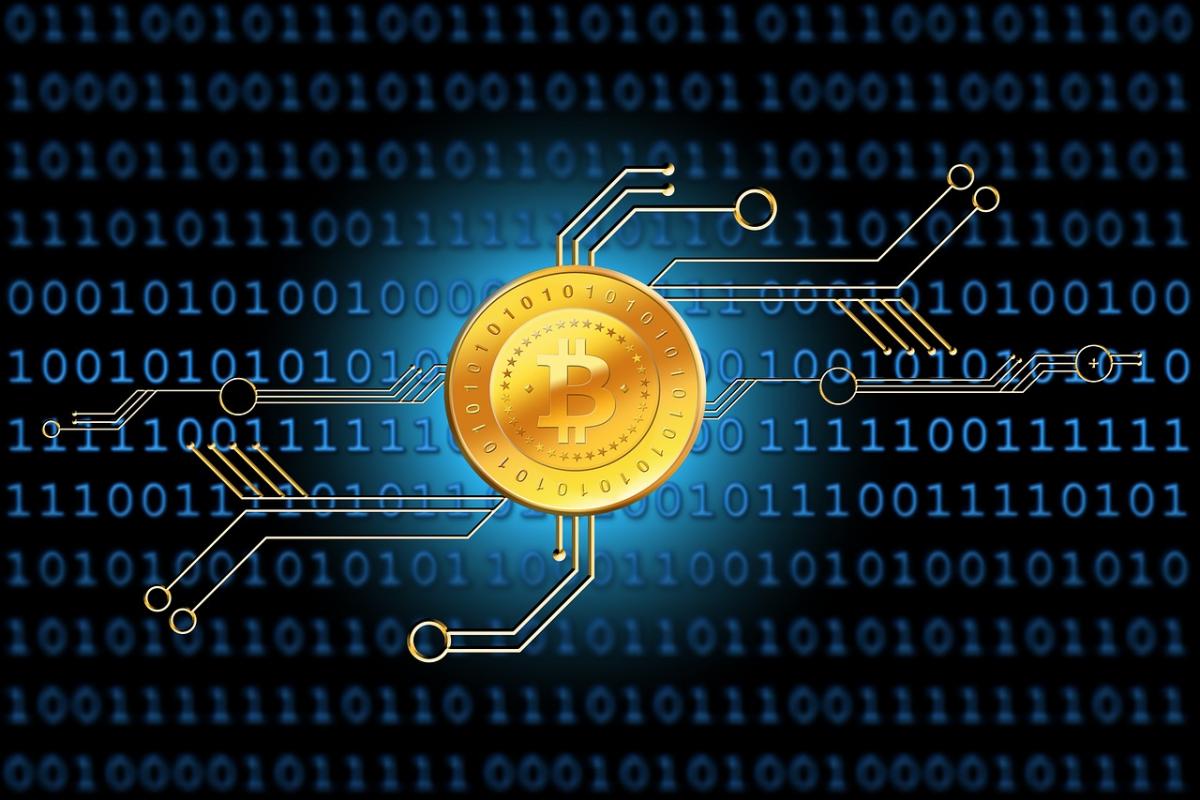 Kryptowährungen Bitcoin Advertorial