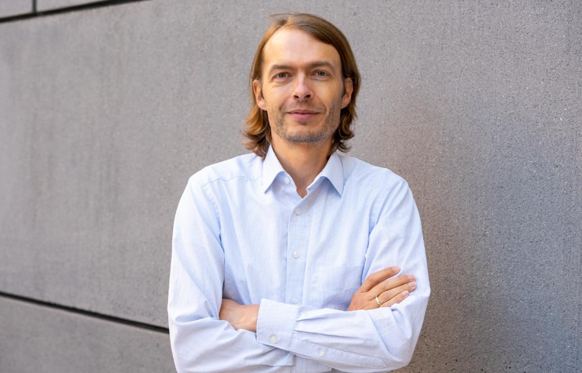 Iven Kurz, Gründer und CEO von Evergreen