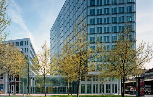 Gebäude Düsseldorf