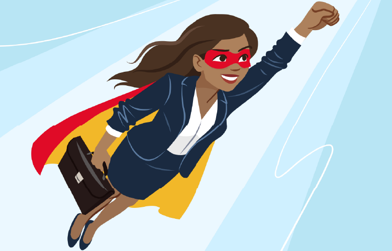 Frauen an der Wall Stree- Diversität- Powerfrauen